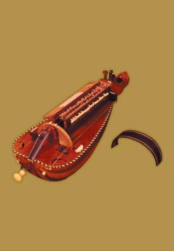 ハーディ・ガーディ Hurdy-gurdy