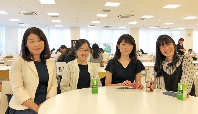 現役社会人学生が語る、上野学園大学短期大学部の魅力とは。