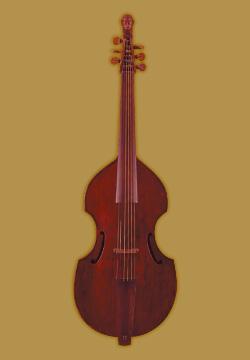 ヴィオラ・ダ・ガンバ(バス) Viola da gamba (bass)