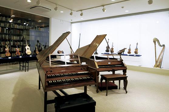 楽器研究室