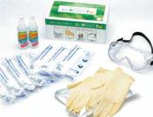 新型インフルエンザ対策感染防止備蓄品標準キット
